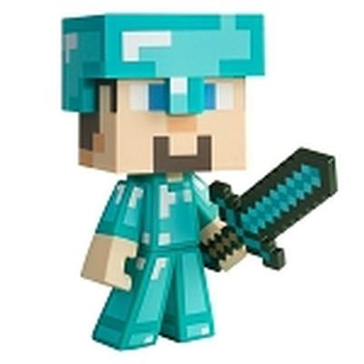 Click to get Minecraft Vinyl Figure Diamond Steve