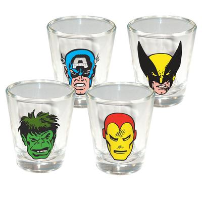 Click to get Marvel Comics Shot Glasses