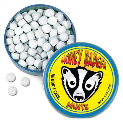 Click to get Honey Badger Mints