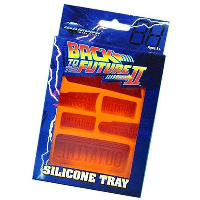 Click to get Back to the Future Silicone Ice Tray