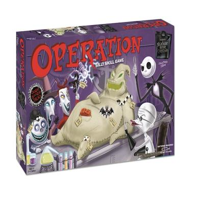 Click to get Operation Game Nightmare Before Christmas