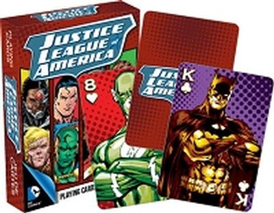 Click to get DC Justice League of America Playing Cards