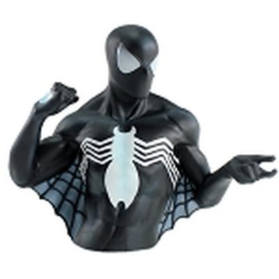 Click to get Spiderman Black Suit Bust Coin Bank