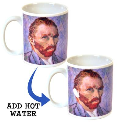 Click to get Vincent Van Goghs Disappearing Ear Mug