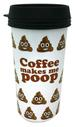 Poop Emoji Travel Mug